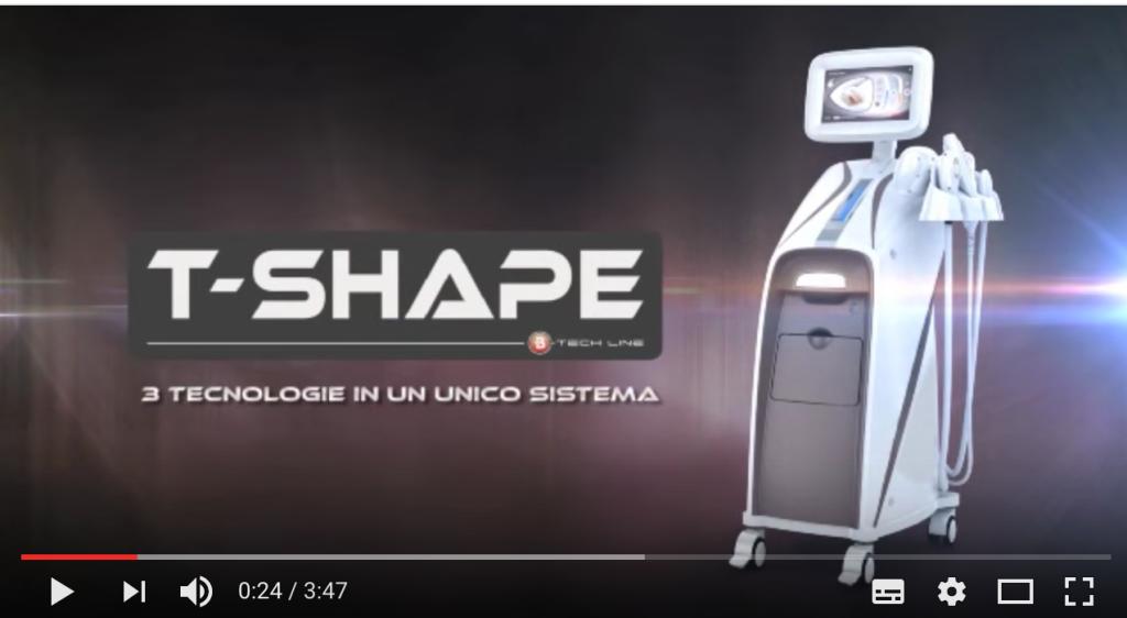 Prova il trattamento T-Shape a Milano